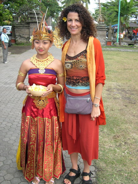 Bali with Desiree